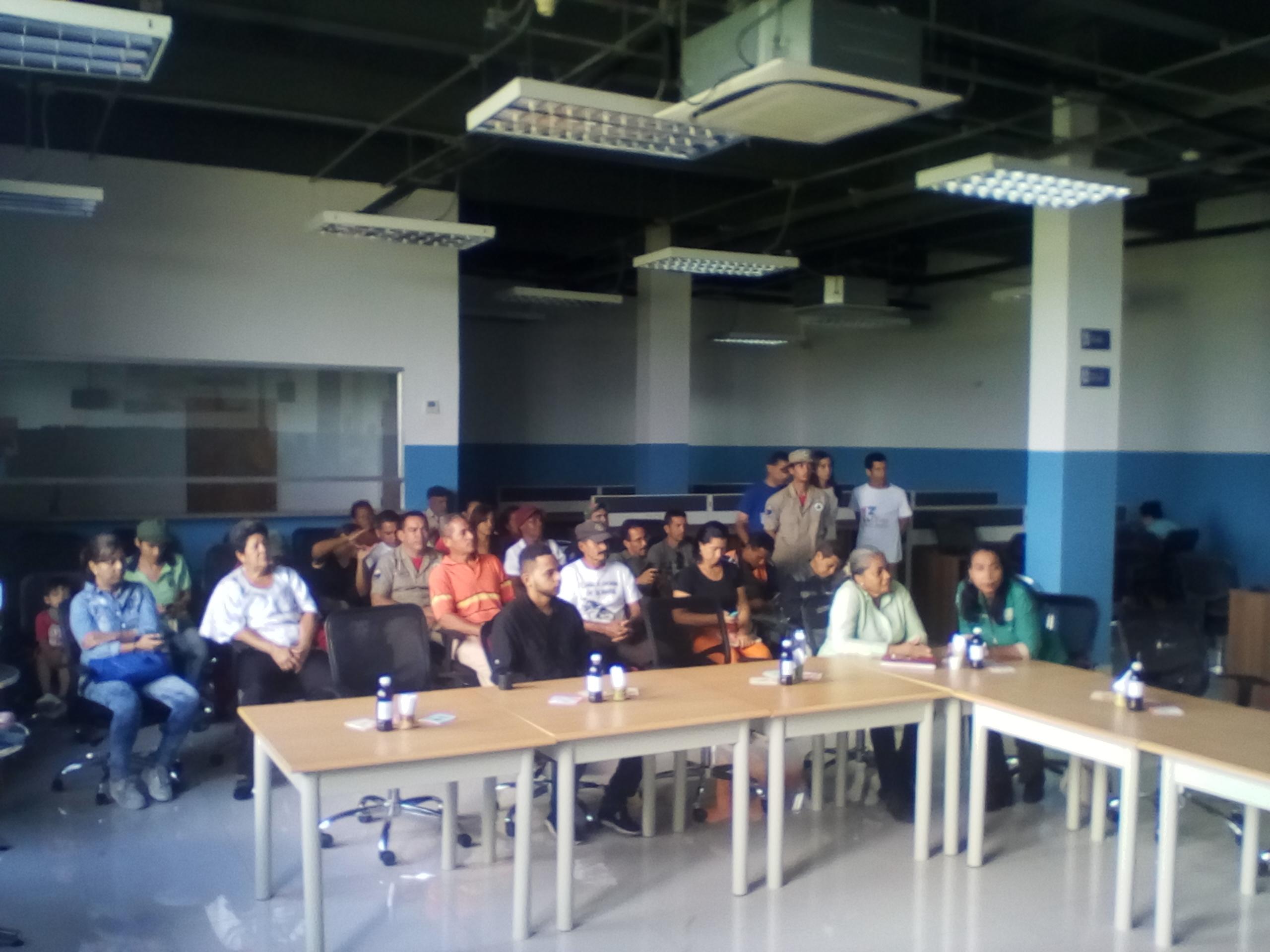 Inparques Monagas participa en Encuentro de Experiencias Significativas de Mesas Técnicas Ecosocialistas